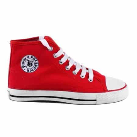 Bulldozer Urban 17 High Red