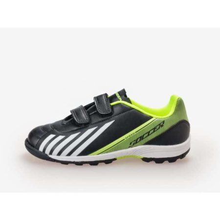 Bulldozer kids Football Shoes velcro