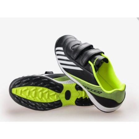 Bulldozer kids Football Shoes velcro