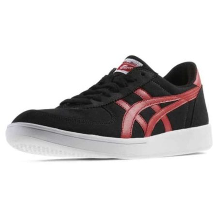 Asics Onitsuka Tiger Pro Center Lo Black Red