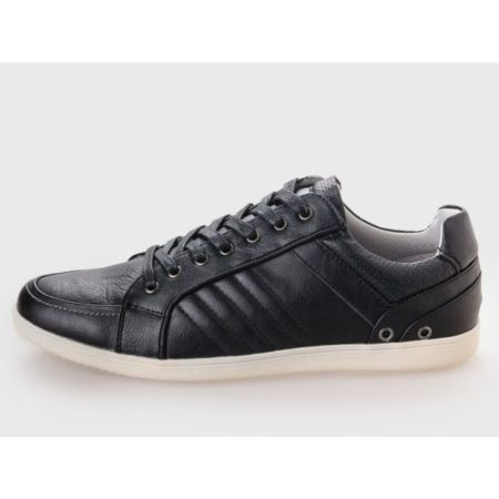 Bulldozer Sneaker Mens Black