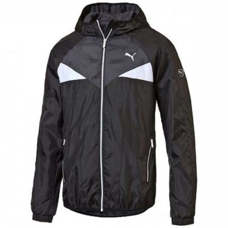 Puma Fun T48 Windbreaker Black