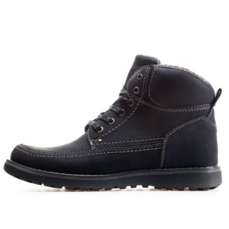 Bulldozer Winter Shoes Black www.best-buys.gr