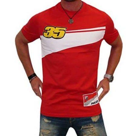 Ducati T-Shirt D35 Red