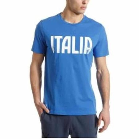 Puma FIGC Italia Graphic Tee Mens T-Shirt