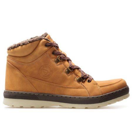 Bulldozer Men's Winter Boots Yellow