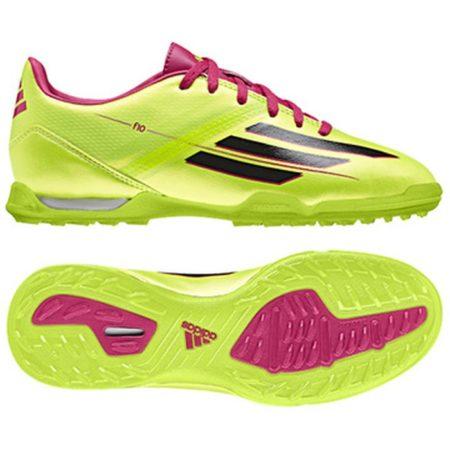 Adidas F10 TRX Junior soccer shoes