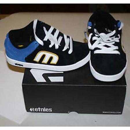 Etnies Kids Digit 2 Skate Shoes