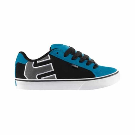 Etnies Kids Fader Vulc Skate Shoes