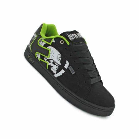 Etnies Kids Metal Mulisha Fader Skate Shoes
