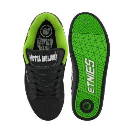 Etnies Kids Metal Mulisha Fader Skate Shoes