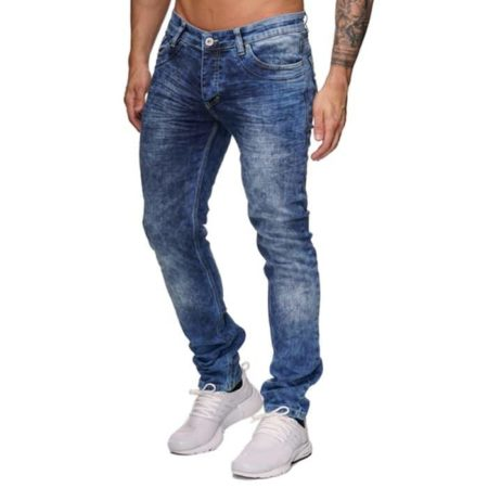 Blue Game skiny fit men's jeans blue at Best Buys Rodos