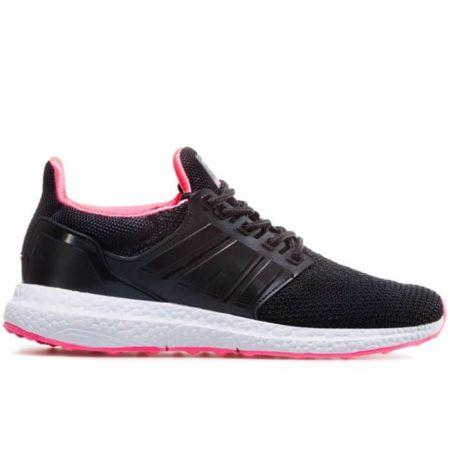 Bulldozer 71056 Black Women Running Shoes