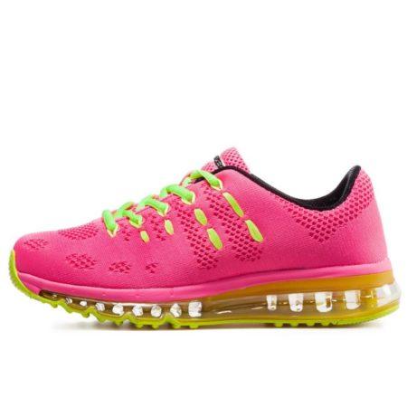 Bulldozer 71144 Coral Women Running Sneaker