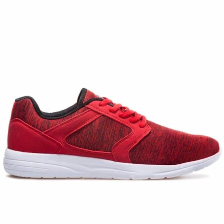 Bulldozer 71178 Red Men Running Sneaker