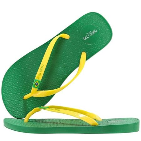 Nikki Me Flip Flop Green 25153-3 www.best-buys.gr