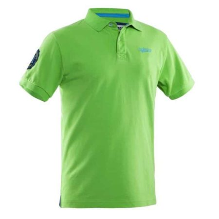 Salming Original Polo Bright Green 1165517-0657 www.best-buys.gr