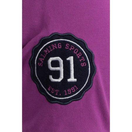 Salming Original Polo Purple Dahlia 1165517-3539 www.best-buys.gr