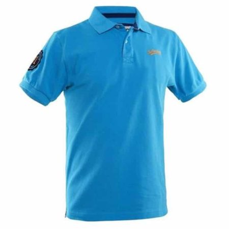 Salming Original Polo turqouise_1165517 1165517-6365 www.best-buys.gr