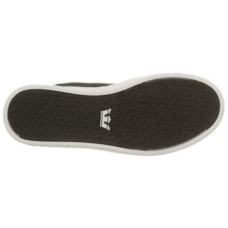 Supra Yorek Low Black White 58228-002 sneaker www.best-buys.gr