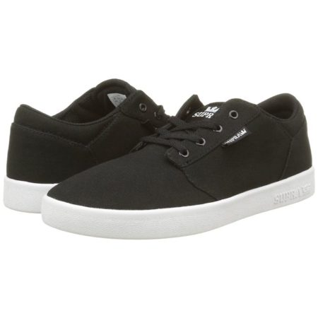 Supra Yorek Low Black White 58228-002 sneaker www.best-buys.gr