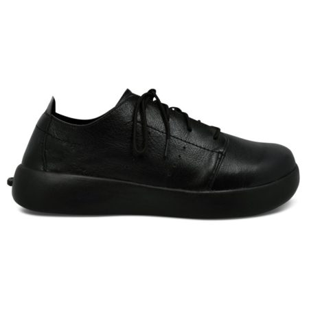 SoftScience Pro Lace Up Goat Leather MW0014BLK Work Shoes on www.best-buys.gr