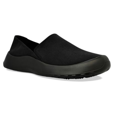SoftScience Drift Canvas Black UC0001BLK Work Shoes on www.best-buys.gr