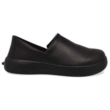 SoftScience Pro Slip On Leather WW0017BLK Work Shoes on www.best-buys.gr