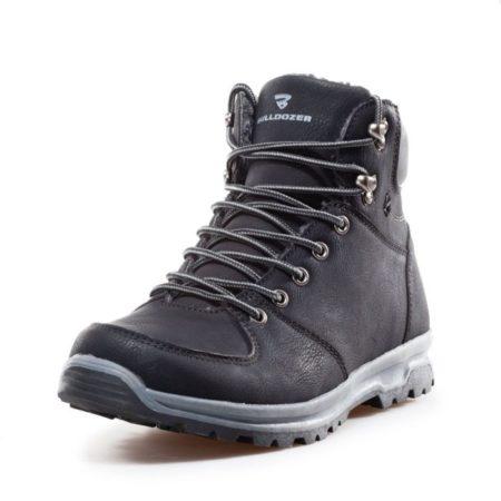 Bulldozer 72055 Black Men's Boots on www.best-buys.gr