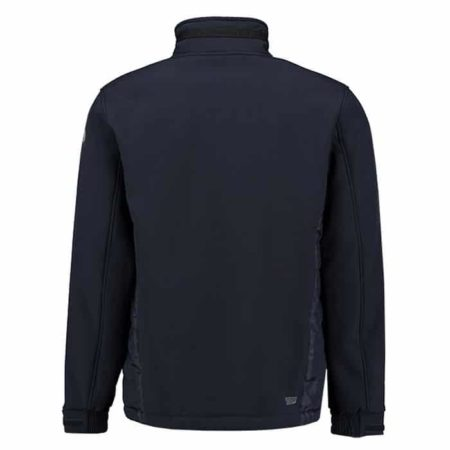 Kjelvik Wilford 50 Softshell Navy Men's Jacket on www.best-buys.gr