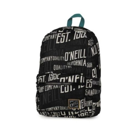 O'neill Backpack Boys Black 42x30x14cm 172ONE702-70 Backpacks on www.best-buys.gr