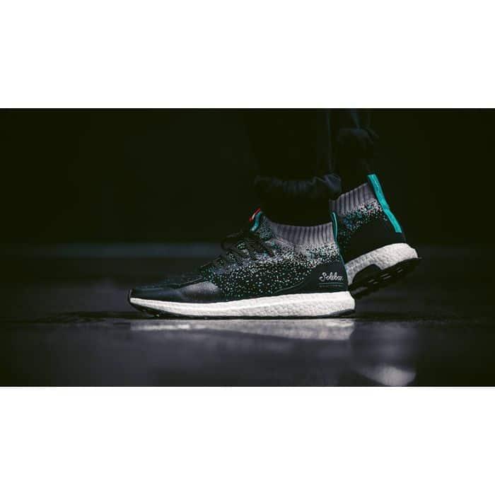 Adidas Consortium UltraBOOST Mid Running Sneaker Exchange
