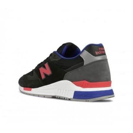 Ανδρικά Παπούτσια New Balance Classics Traditionnels ML840BB Sneakers on www.best-buys.gr