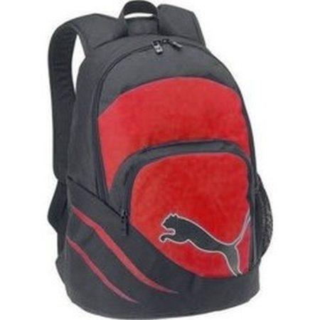 Αθλητική Τσάντα Ποδοσφαίρου Puma Powercat 5.10 Backpack 067203-03 Black Red www.best-buys.gr