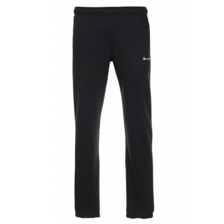 Ανδρικές Φόρμες Champion Easy Fit Black 209828 F17 KK001 Jogging Pants on www.best-buys.gr