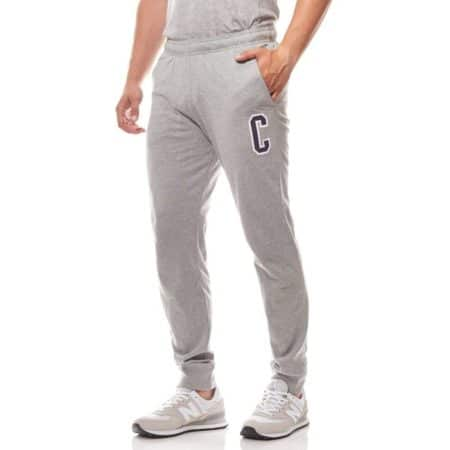 Ανδρικές Φόρμες Champion Rib Cuff Pants Grey Men 210322 S17 357 Pants on www.best-buys.gr