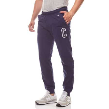 Ανδρικές Φόρμες Champion Rib Cuff Pants Navy Men 210322 S17 003 Pants on www.best-buys.gr