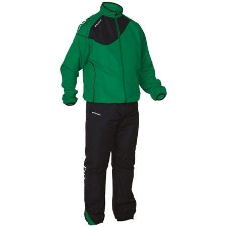 Ανδρικές Φόρμες Stanno Montreal Micro-Taslan Suit Men Green Black 401107-1800 Training Suits on www.best-buys.gr