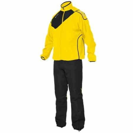 Ανδρικές Φόρμες Stanno Montreal Taslan Suit Men Yellow Black 401107-4800 Training Suits on www.best-buys.gr