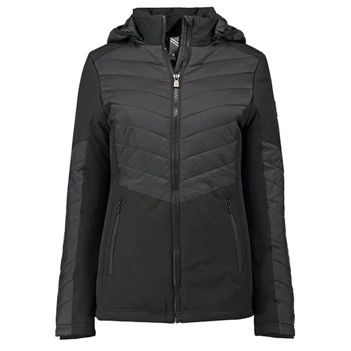 4c8a20605b27 Kjelvik Jessa 40 Black Jackets - BEST-BUYS.GR