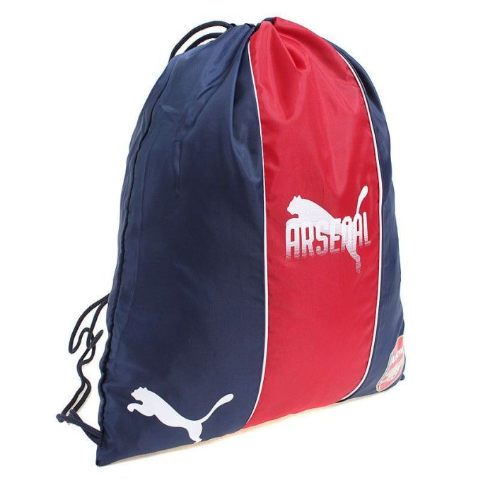 Puma Arsenal Fanwear Gym Bag 075236-01 - BEST-BUYS.GR d9bfa9f96004a