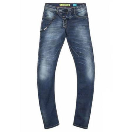 Cipo & Baxx Slim Tapared Jeans CD221A