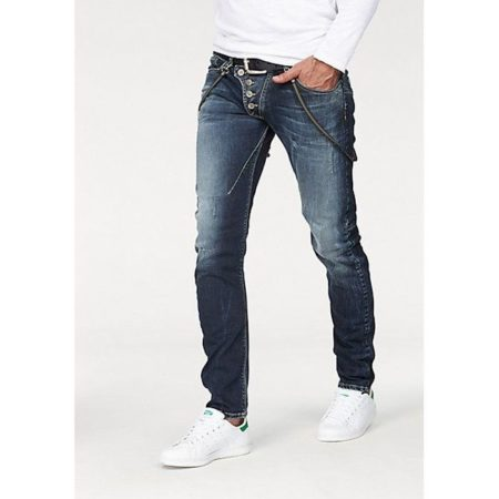 Imperial Slim Fit Jeans Bark P372MBKD28