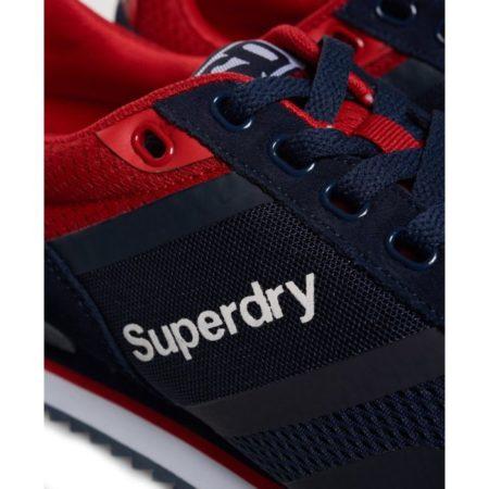 Superdry Fero Runner Trainers MF1000SQ