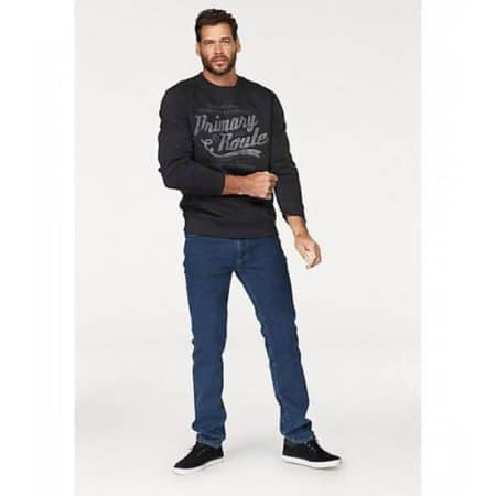 Man's World Sweatshirt with Print 41093772
