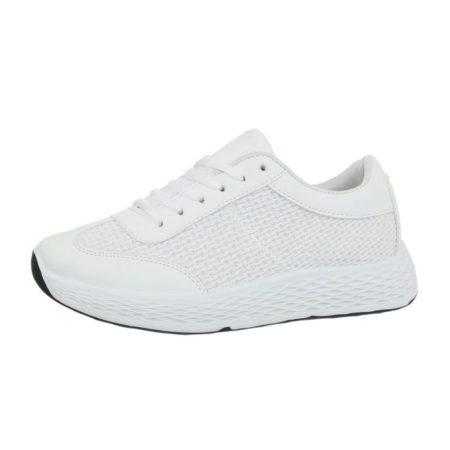 Women's Sneakers G-209-White