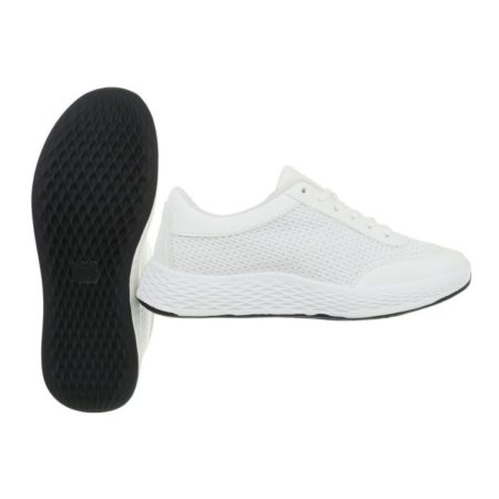 Women's Sneakers G-209-White