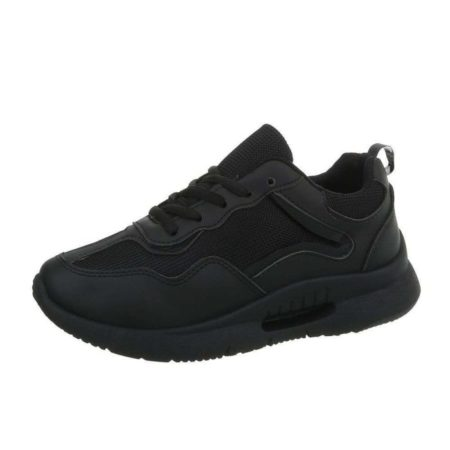 Women's Sneakers K801-1-Black