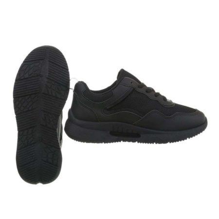 Women's Sneakers K801-1-Black