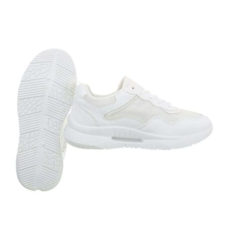 Women's Sneakers K801-1-White